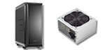 Cases / Power supplies / Cabinets