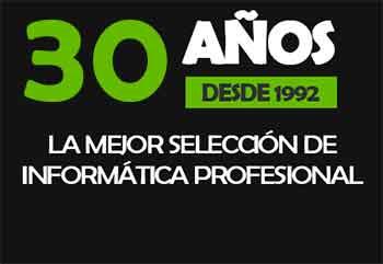 28 Años La mejor selección de informática profesional