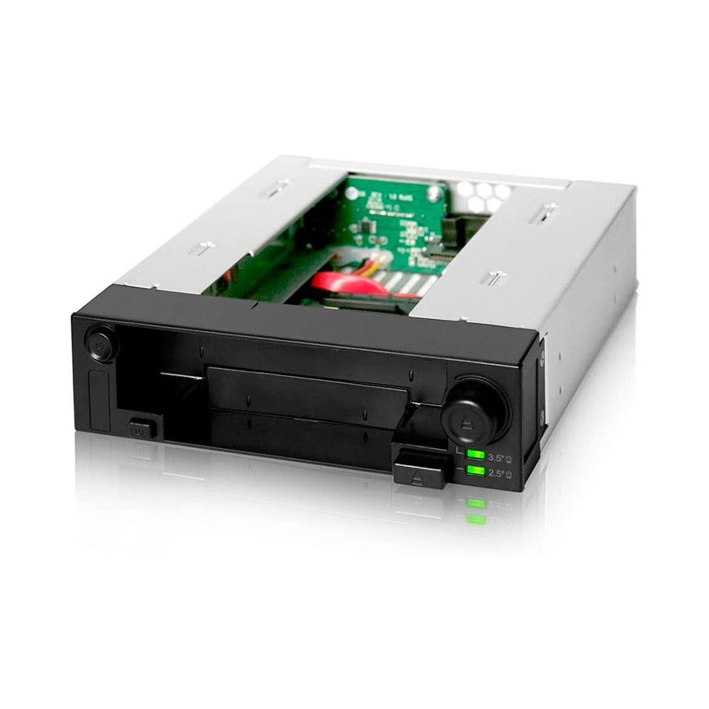 """Icy Dock MB971SP-B para 2x 2.5"""" / 1x 3.5"""" SATA"""