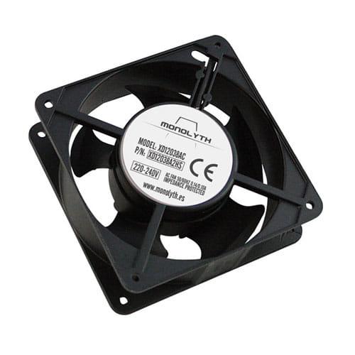 Ventilador 120mm 220V AC