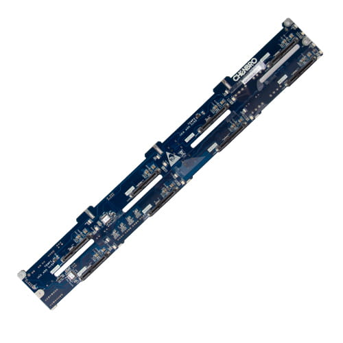 Backplane Mini-SAS 12Gb para 8x3.5 HDD para Chenbro RM23608