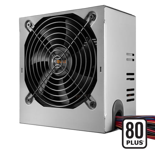 be quiet! System Power B9 Bulk 300W 80plus