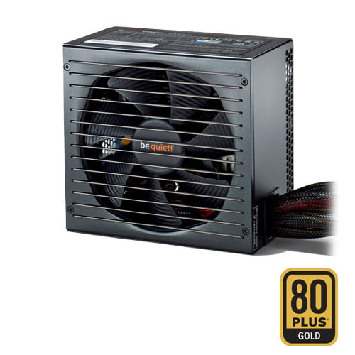 be quiet!  Straight Power E10-400W 80Plus Gold