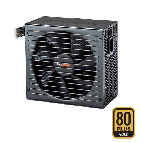 Be Quiet  Straight Power E10-CM-500W 80Plus Gold modular - REFURBISHED