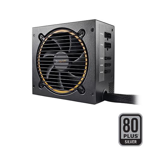 be quiet!  Pure Power 9-CM 600W 80Plus Silver