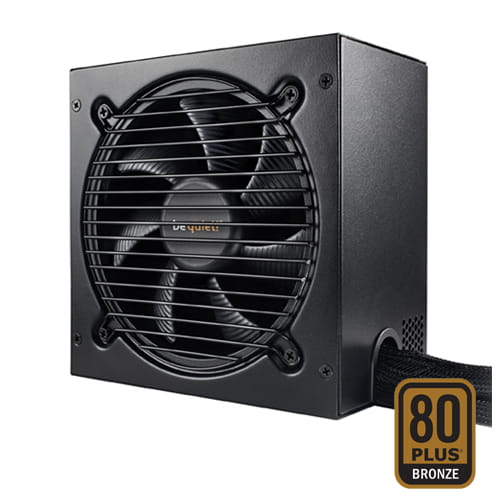 be quiet!  Pure Power 11 350W 80Plus Bronze