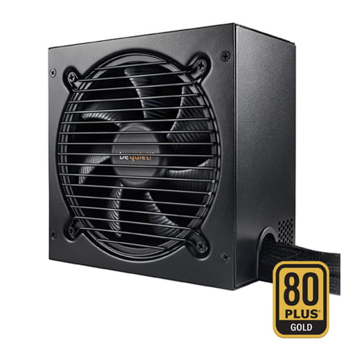 be quiet!  Pure Power 11 600W 80Plus Gold