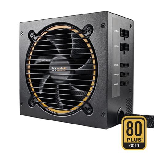 be quiet!  Pure Power 11-CM 600W 80Plus Gold
