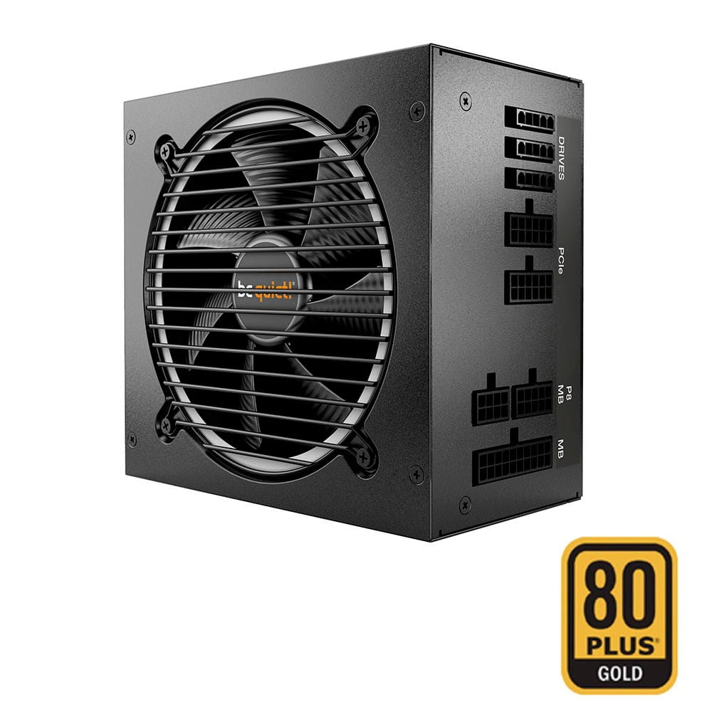 be quiet!  Pure Power 11-FM 550W 80Plus Gold