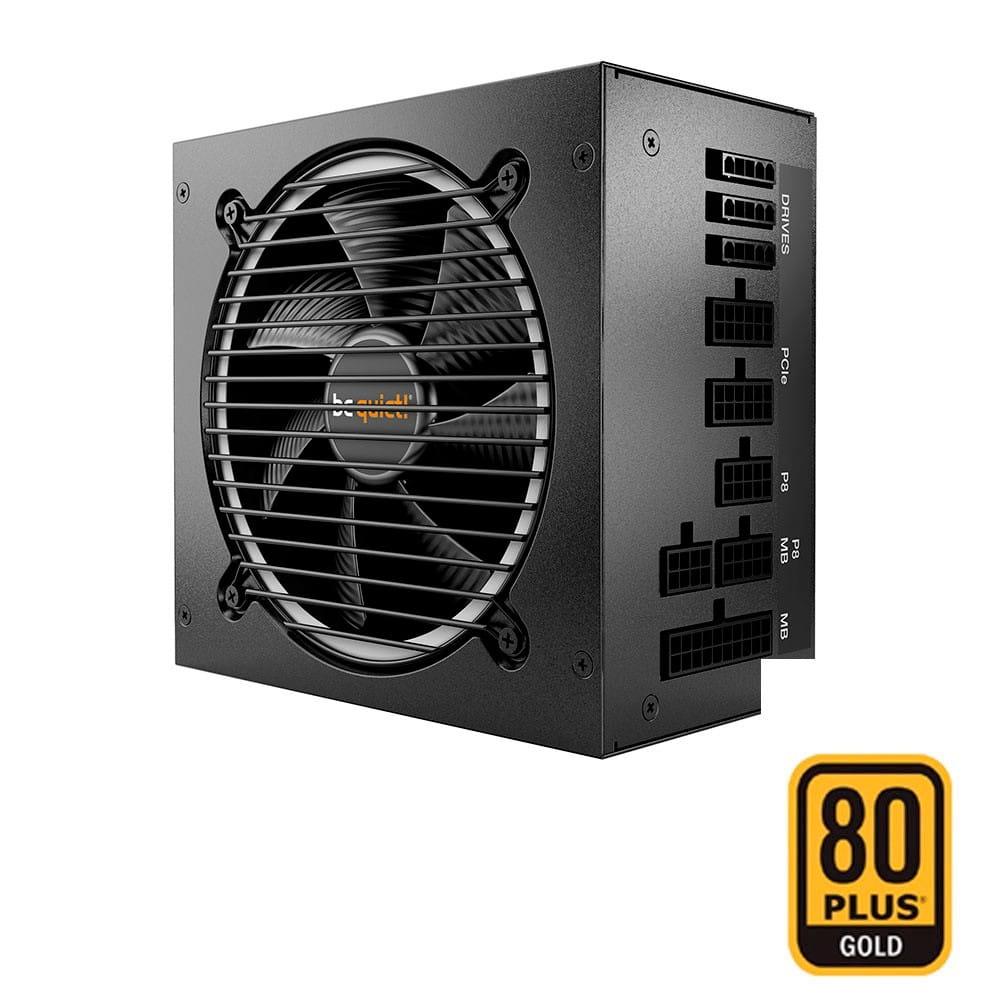 be quiet!  Pure Power 11-FM 750W 80Plus Gold