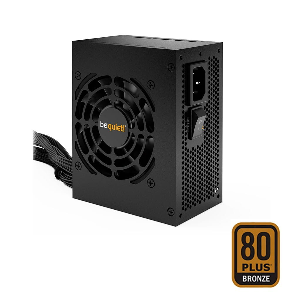 be quiet! SFX Power 3 450W (micro ATX) 80Plus Bronze