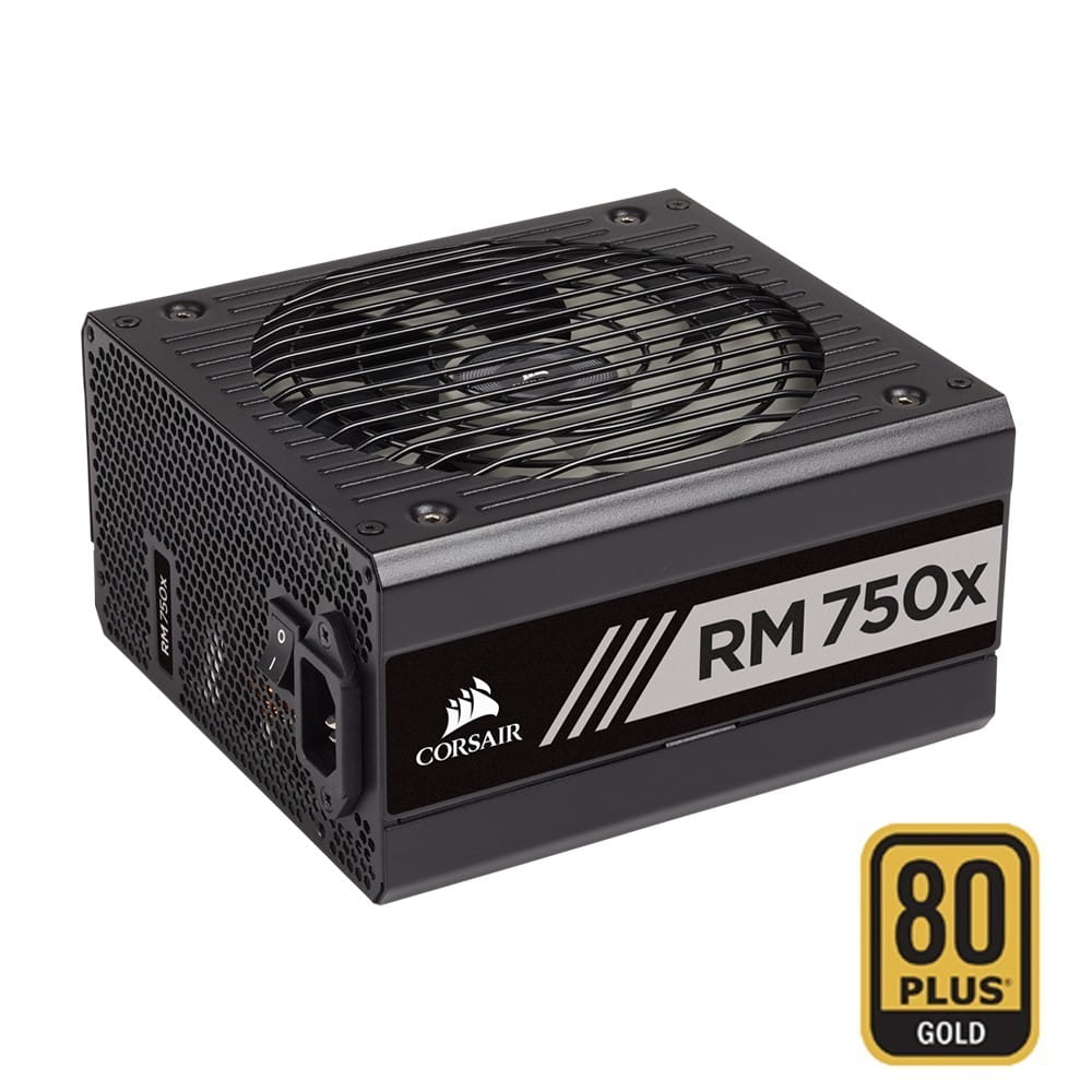 Corsair RMx Series 750W Modular 80Plus Gold