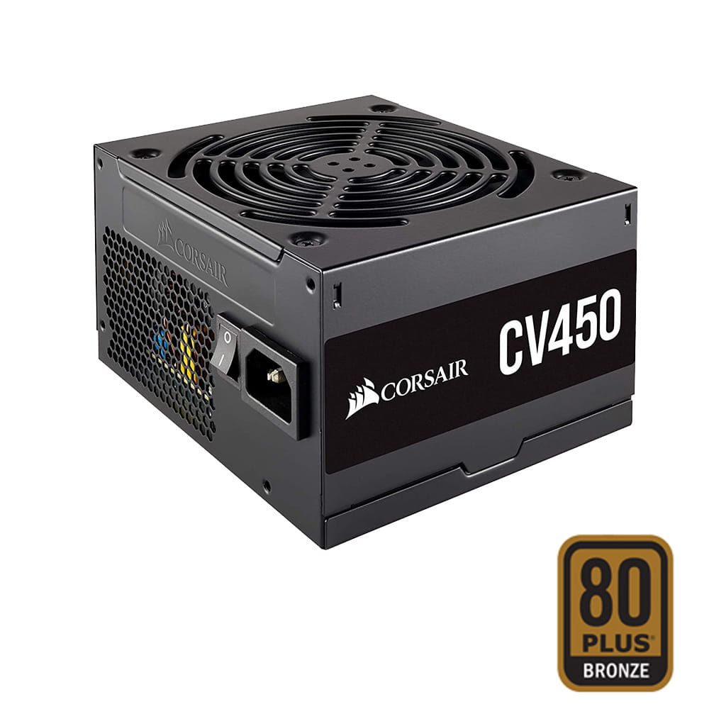 Corsair CV Series 450W 80Plus Bronze