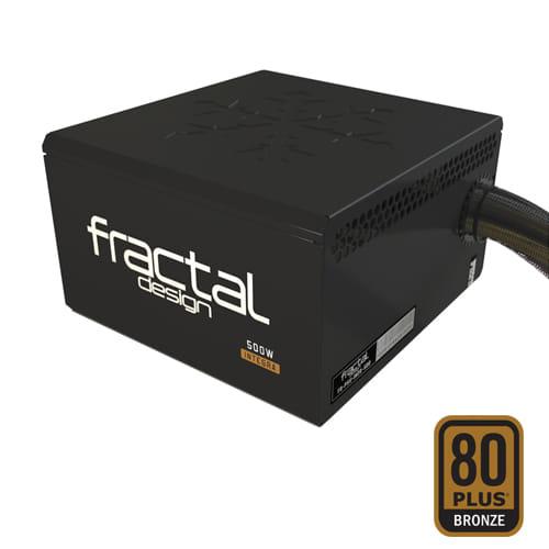 Fractal Design Integra R2 500W 80Plus Bronze REFURBISHED