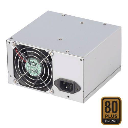 Fuente alimentación ATX 500W 80Plus Bronze ventilación trasera