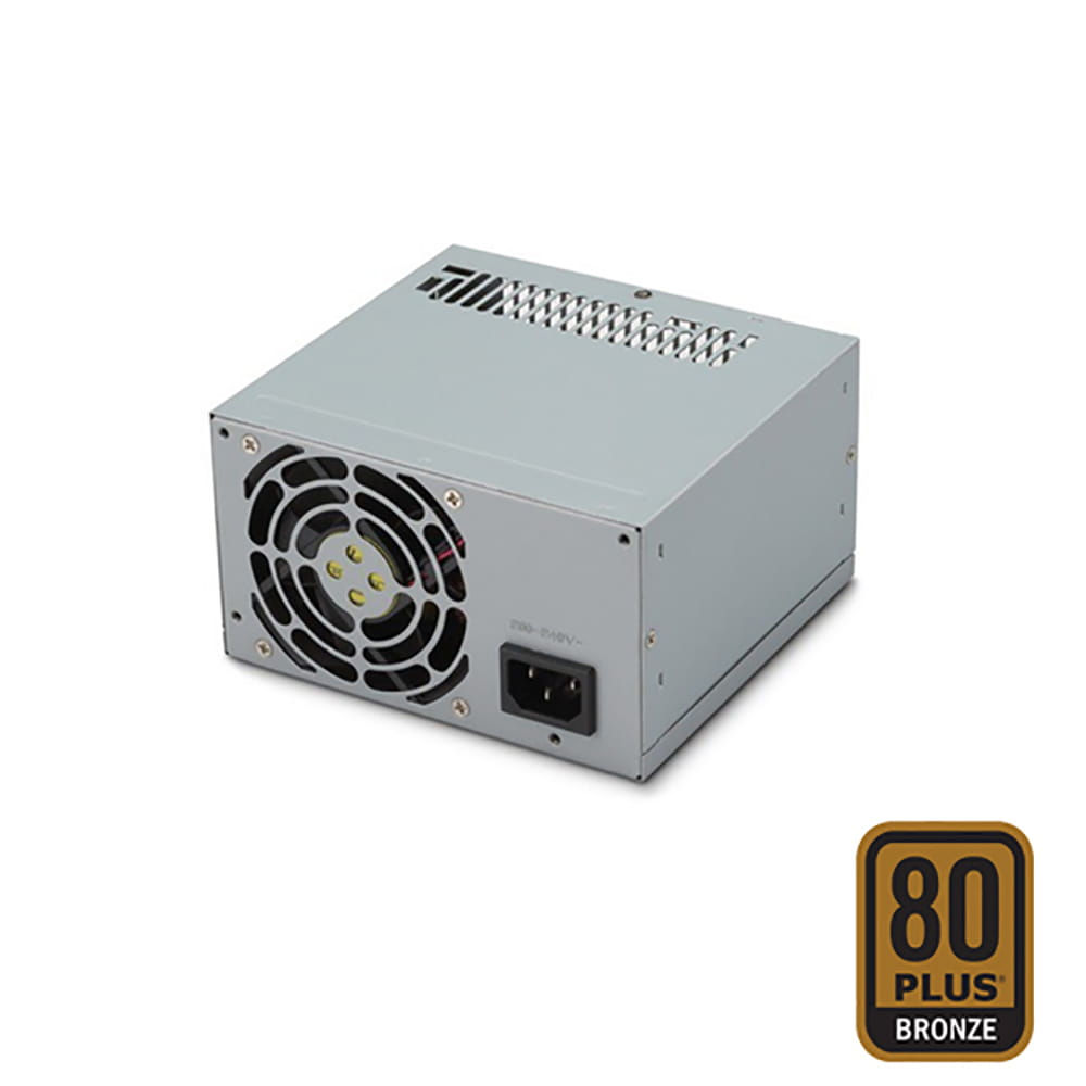 Fuente alimentación ATX 700W 80Plus Bronze ventilación trasera