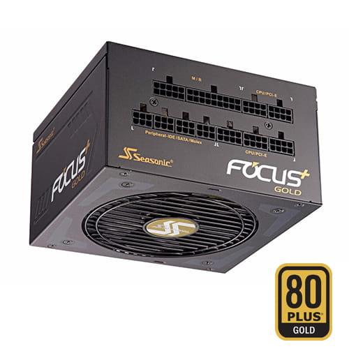 Seasonic Focus Plus 550W Gold