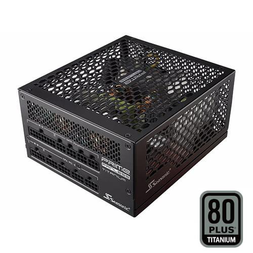 Seasonic Prime 600W Titanium Fanless