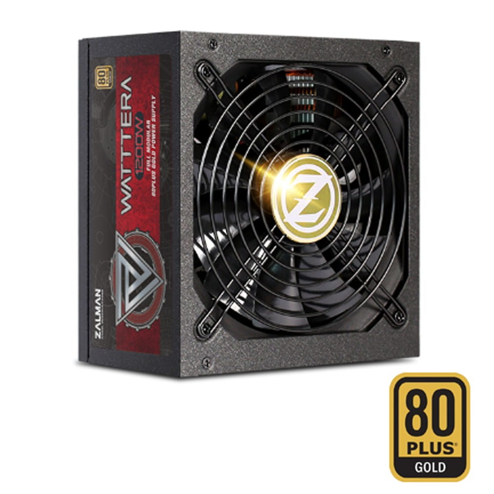 Zalman ZM1200-EBTII 1200W Gold