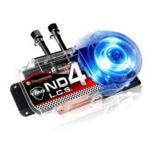 Bloque VGA Agua Thermaltake ND4 nVIDIA 8800 GTX(SLI