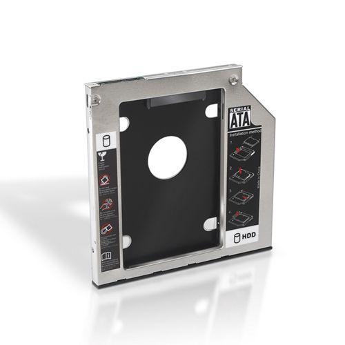 Adaptador disco duro de 7.0mm para unidad óptica portátil de 9.5mm