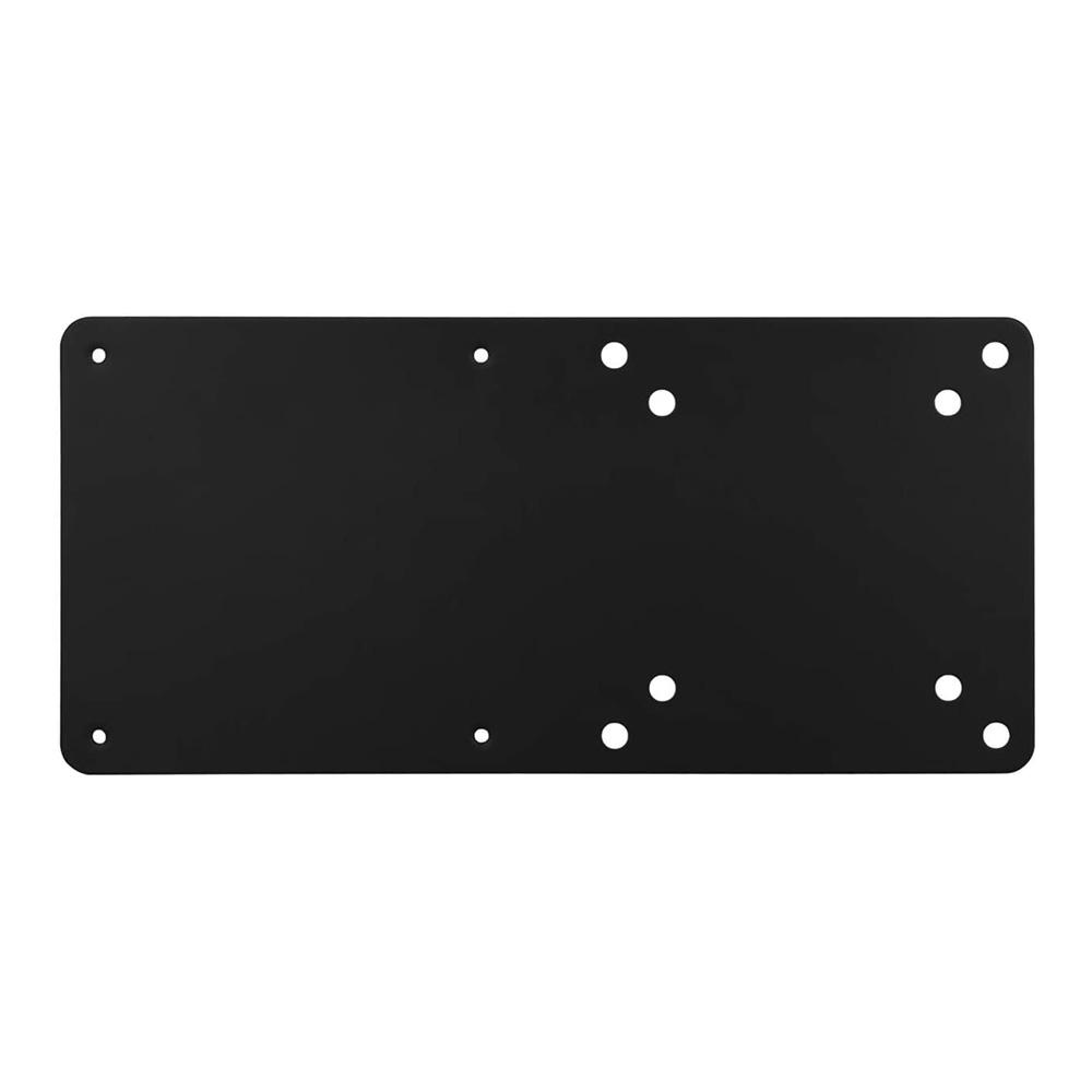 Aisens MPC01-055. Soporte VESA para MINI PC, Negro.