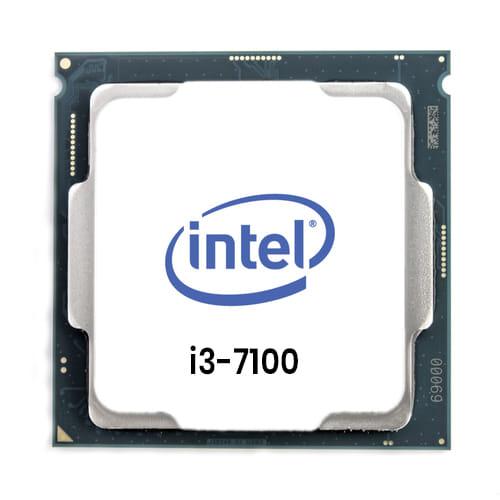 CPU Intel KABYLAKE i3-7101TE, TDP 35W