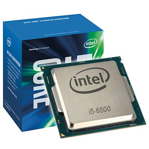 CPU Intel SKYLAKE-S I5-6500TE 2.30GHz/3.3GHz , TPD 35W