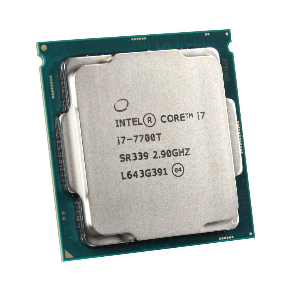 CPU Intel KABYLAKE i7-7700T, TDP 35W