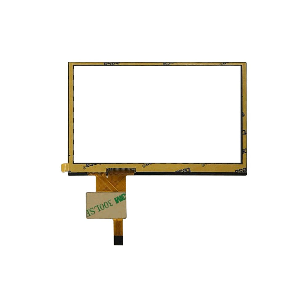 Cambio a Capacitive touchpanel