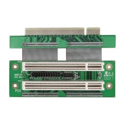 Riser card 2 slot PCI Flexible