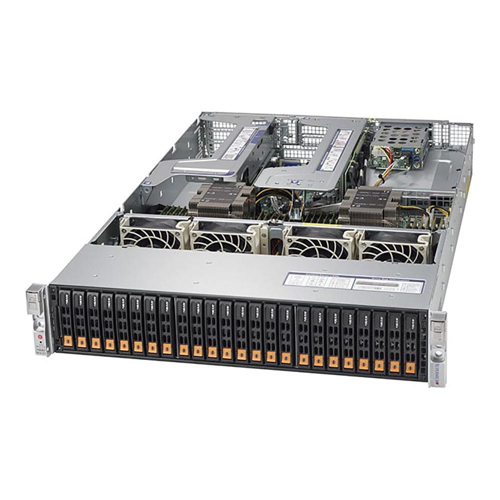 Supermicro Barebone A+ Server AS -2123US-TN24R25M
