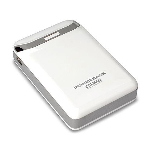 Zalman ZM-PB84IW.  Bateria portatil 8400mAh