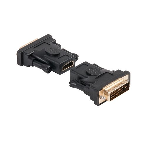 Adaptador Pasivo DVI-D Macho -> HDMI 1.3 Hembra