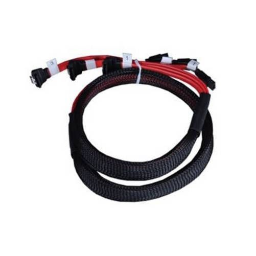 Lianli SATA-LT90-4R. Cable Rojo SATA