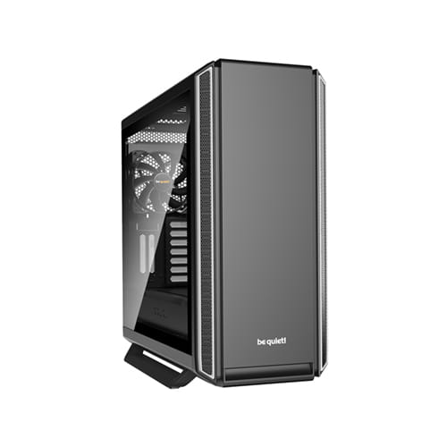 be quiet! Silent Base 801 Plata con Ventana