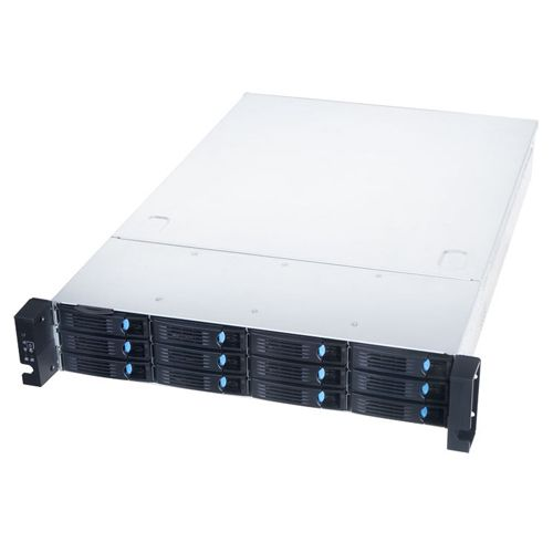 Chenbro RM23612M3-LE Rack 2U con 12 bahías HD hot-swap