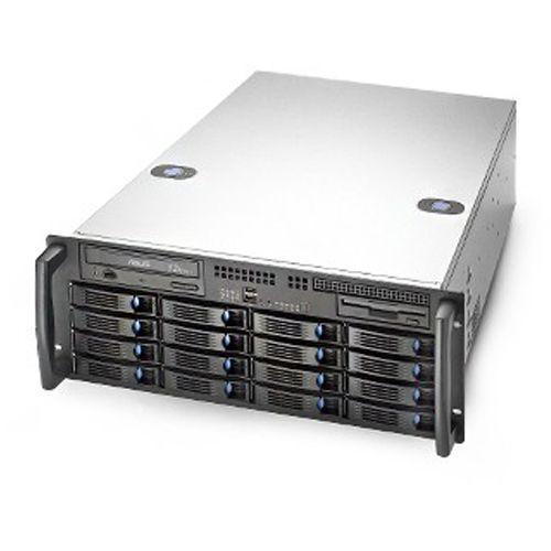 Chenbro RM41416 Rack 4U con 16 bahías HD hot-swap. Extended-ATX