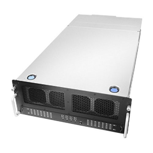 Chenbro RM43160-RE50LG Rack 4U con 60 bahías HD con fuente 1450W redundante