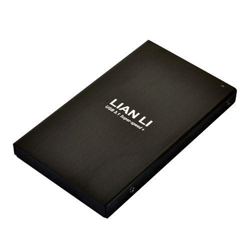 Lian Li EX-10CB Negra. Caja externa HD 2.5 USB 3.1 Type C