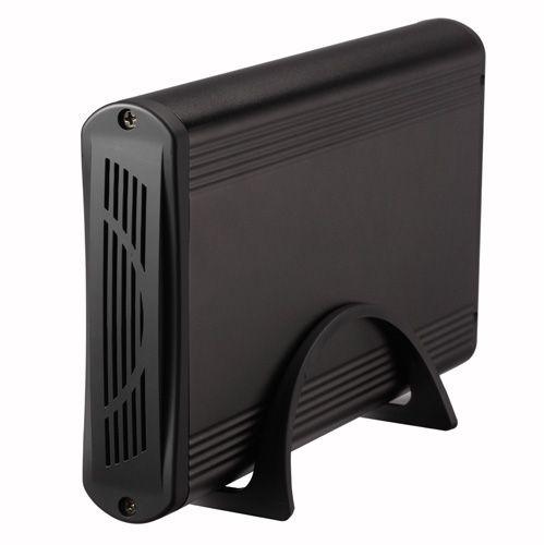 Tooq TQE-3526B. Caja externa HD 3.5 USB 3.0 Negra