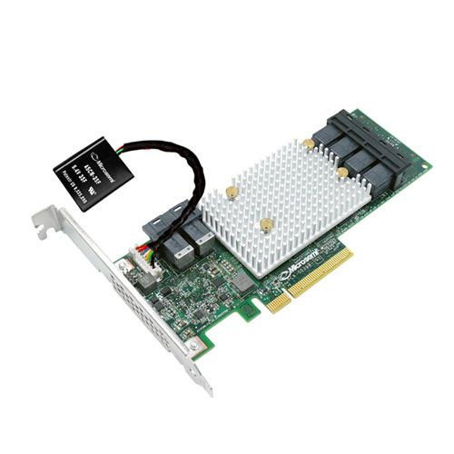 Adaptec SmartRAID 3152-8i SAS/SATA