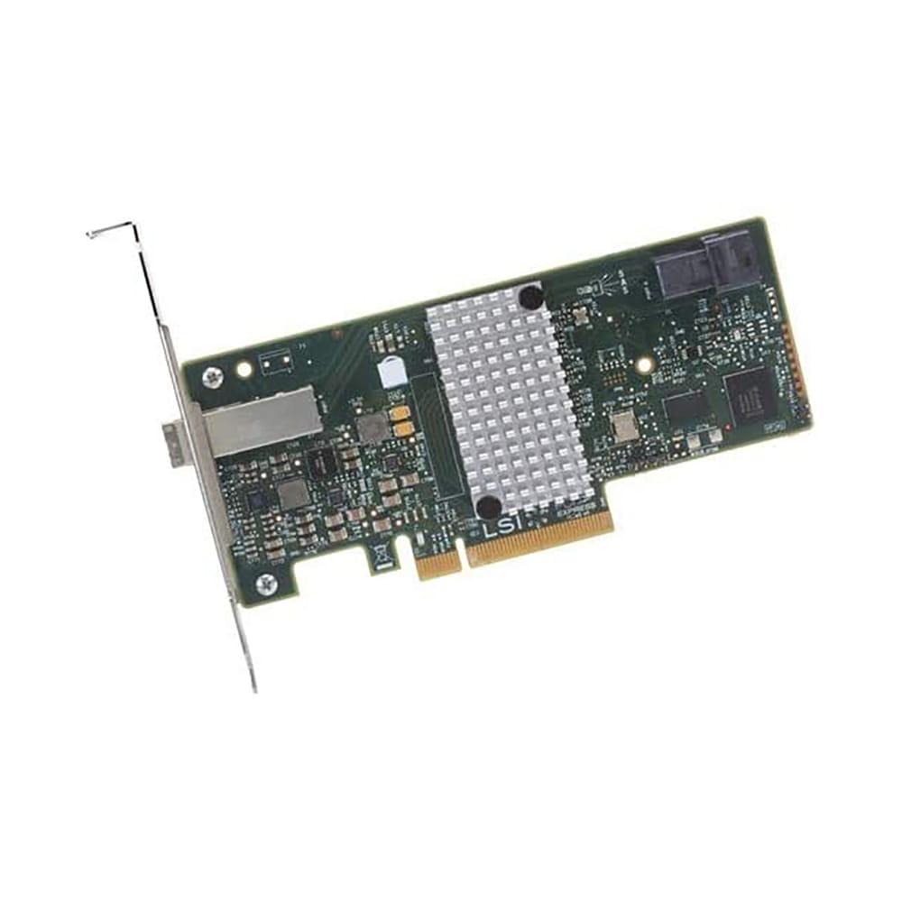 LSI 9300-4i/4e SAS/SATA. 4 Puertos.