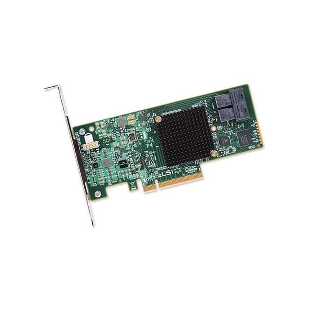 LSI 9300-8i SGL SAS/SATA. 8 Puertos.