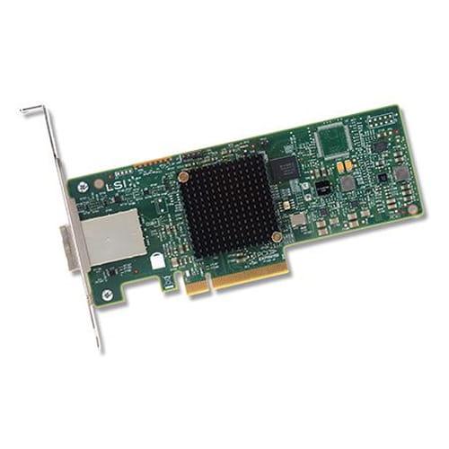 PC Acc Broadcom Controller Raid SAS 9300-8e