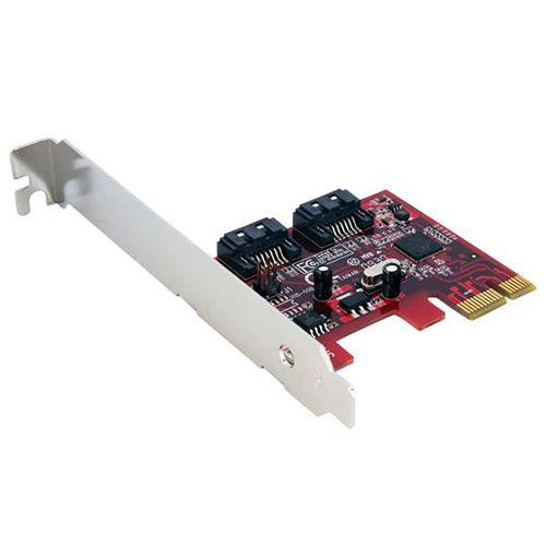 Startech Tarjeta PCIe 2xSATA