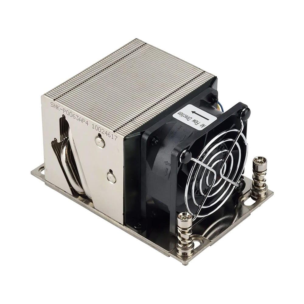 Supermicro SNK-P0063AP4. Socket SP2. 2U.