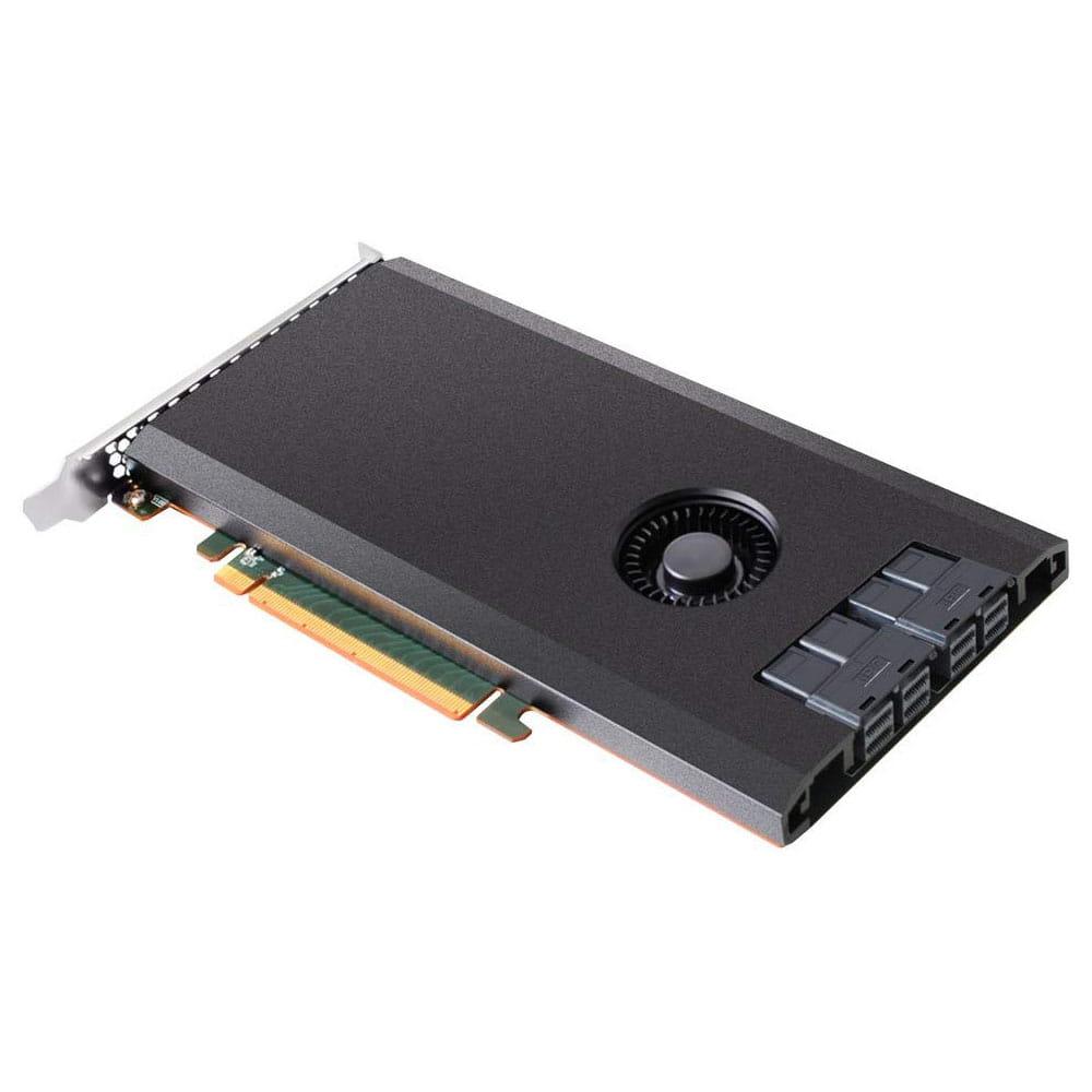 HighPoint SSD7110 NVMe SAS