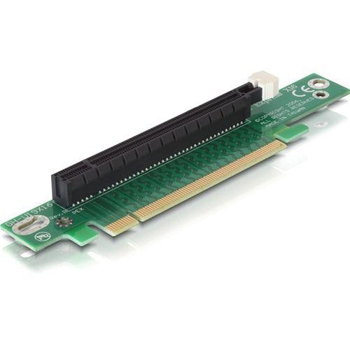 Delock Riser Card PCIe x16 -> x16 con ángulo de 90º