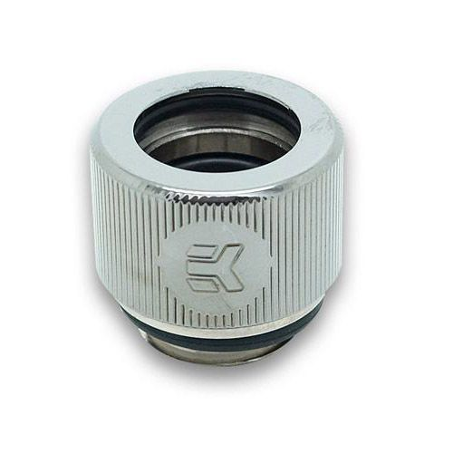 EK Adaptador EK-HDC 12mm. G1/4 Black Nickel